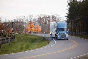 FST Logistics Truck